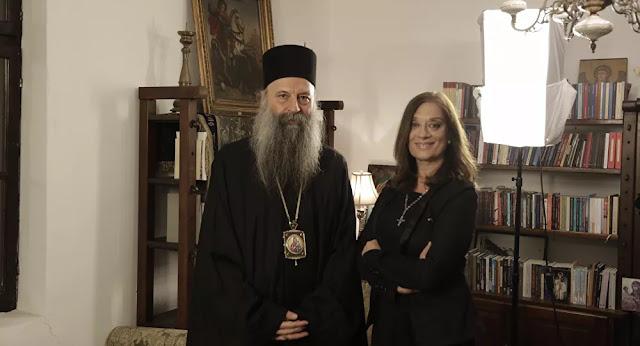 Шта је нови српски патријарх Порфирије недавно говорио за Спутњик /видео/