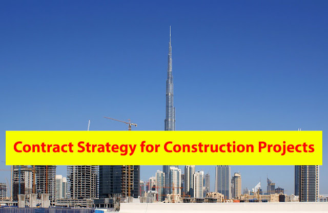 Contract Strategy for Construction Projects