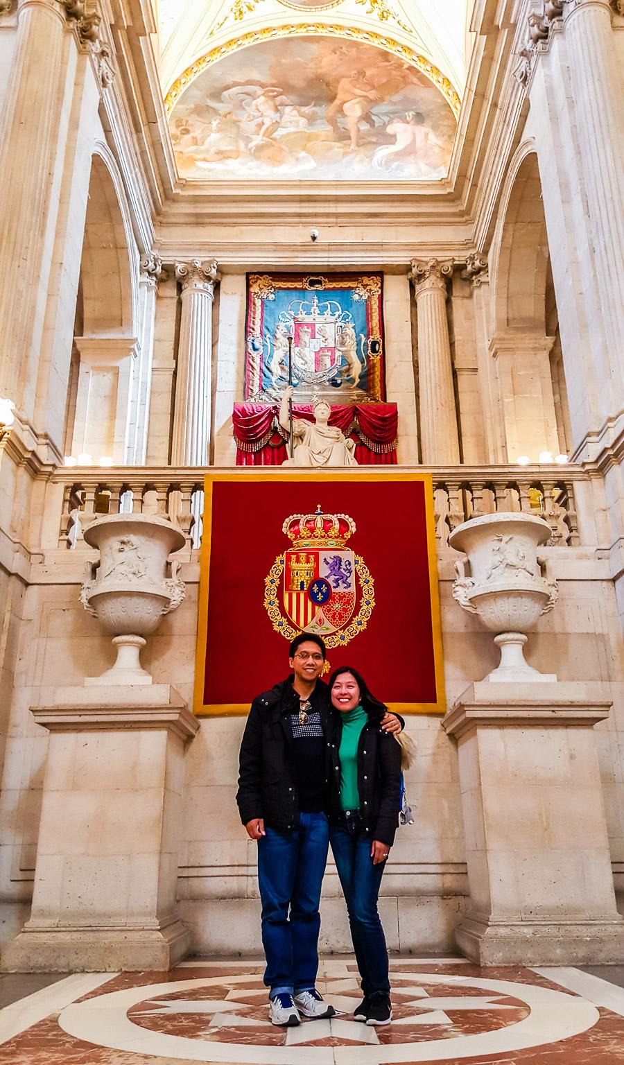 Palacio Real (Madrid, Spain)