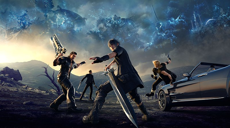 Review | Final Fantasy XV (PS4, XBox One)