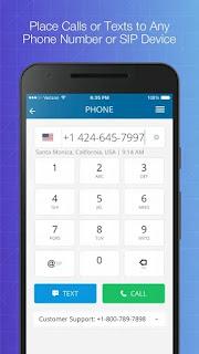 طريقة الحصول على رقم امريكي