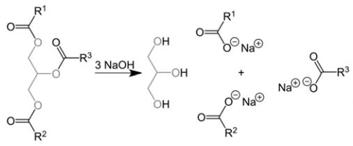A reação representada é um fenômeno produzido por um reagente orgânico e outro inorgânico, produzindo espécies essencialmente orgânicas