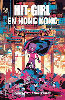 Hit-Girl en Hong Kong