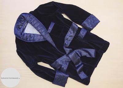 mens dapper smoking jacket full velvet cotton warm luxury short robe quilted quilting satin silk