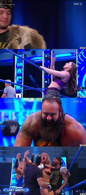 WWE Monday Night Raw 17th July 2020 480p 300Mb HDTV || 7starhd