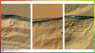 Shallow Deposits Of Water Ice Founded By NASA On Mars