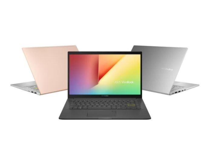 Asus Vivobook 14 K413FQ EB753TS: Laptop Stylish yang Tipis, Ringan, dan Powerful