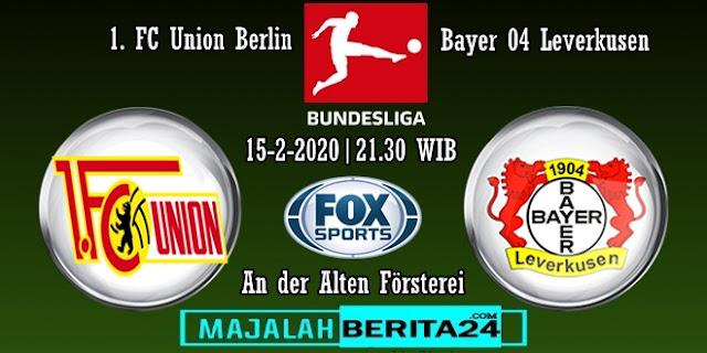Prediksi Union Berlin vs Bayer Leverkusen