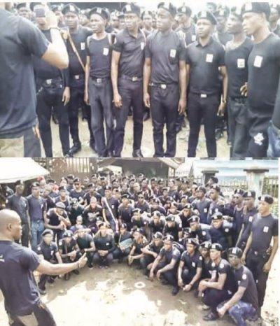 Image result for Police arrest army deserter turned IPOB trainer