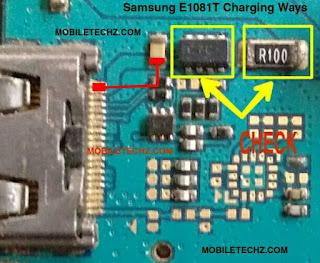 Samsung+E1081T-Charging+Ways-Jumper-Solution