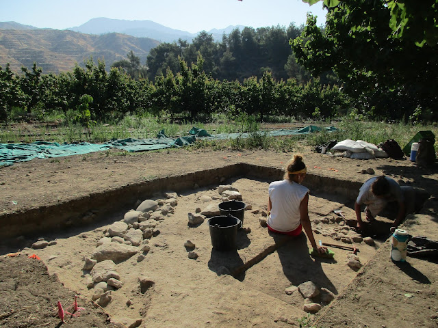 Makounta-Voules site sheds light on Chalcolithic period in Cyprus