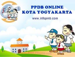 Pendaftaran PPDB Kota Yogyakarta Online Pendaftaran PPDB Kota Yogyakarta 2019/2020
