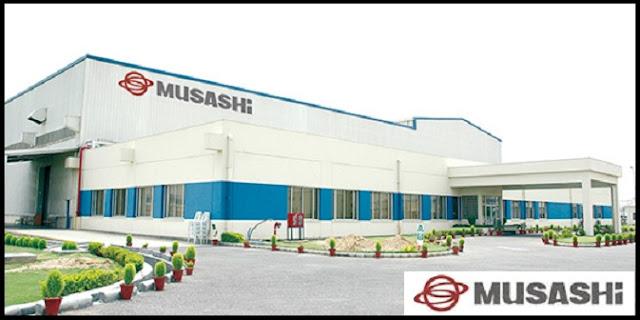 Kesempatan Karir PT Musashi Auto Parts Indonesia Dengan Posisi Admin Lulusan SMA, SMK, Sederajat Bulan Oktober 2019