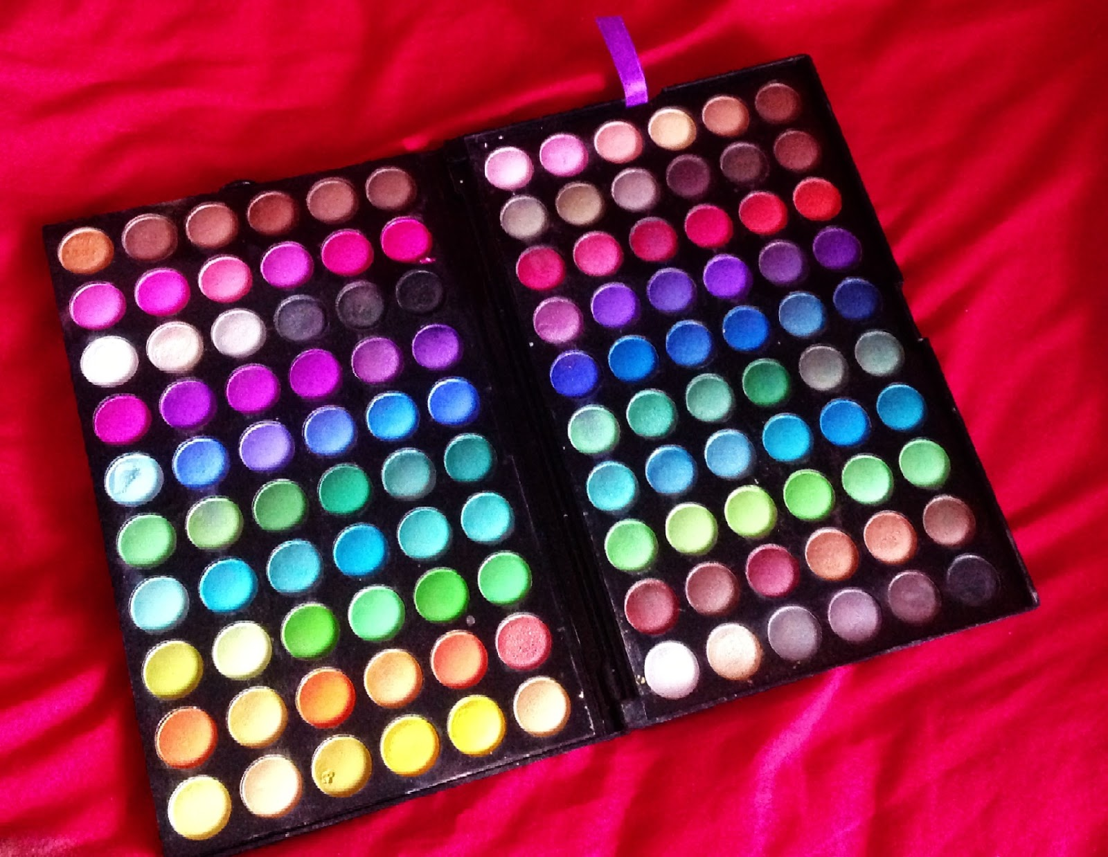 Hangin in Hawaii - BH Cosmetics Palette Review - Kindly