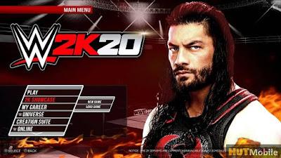 تحميل لعبة WWE 2020 للكمبيوتر