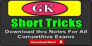 GK Short Trick