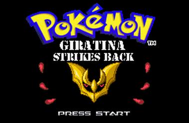 Detalhes sobre Pokemon Giratina Strikes Back