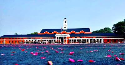 main building of IMA