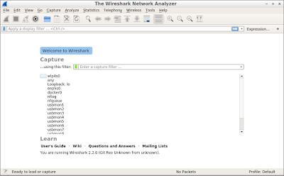 How to install Wireshark on Lubuntu 16.04