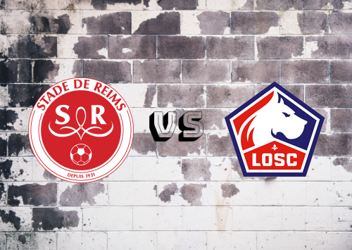 Reims vs Lille  Resumen