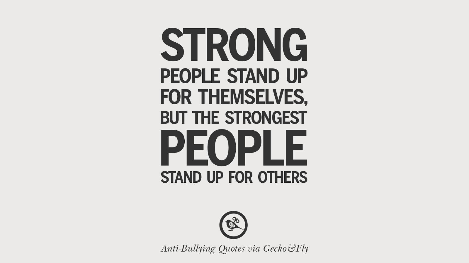 Bullying Quotes Us Too Sticks Stones And Standing Up