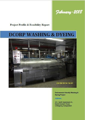 Project profile of Washing and Dyeing Plant
