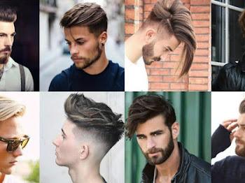 Gaya Rambut Lelaki Yang Trendy Sesuai Mengikut Bentuk Wajah
