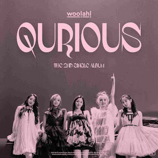 woo!ah! (우아!) QURIOUS - The 2nd Single Album