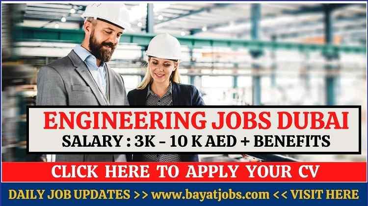 Engineering Jobs in Dubai & UAE Salaries 2020