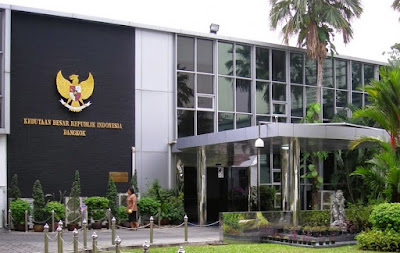Indonesian embassy will be marketers