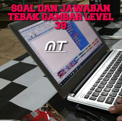 Cover Tebak Gambar Level 39