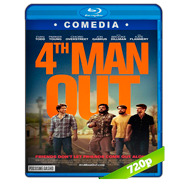 Fourth Man Out (2015) BRRip Audio Ingles 5.1 Subtitulada
