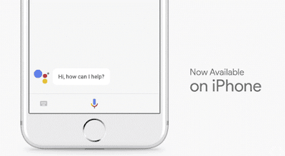 Google Assistant is Coming to iPhone