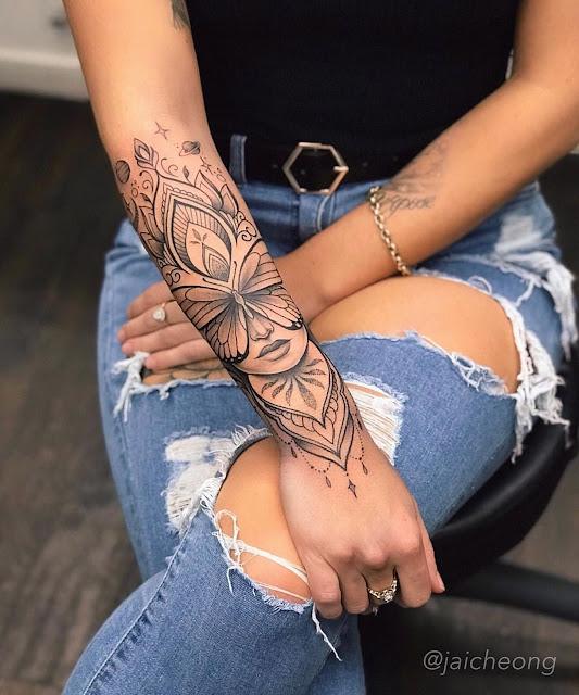 tatuagens feminina