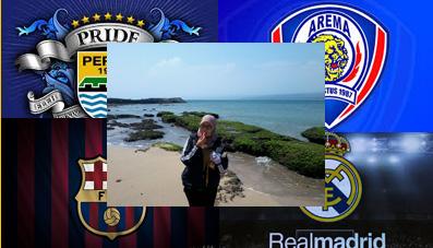 Di Santolo: Nonton Barcelona VS Real Madrid dan Persib VS Arema