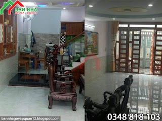 [ 6.9 tỷ ] Bán nhà hẻm Phạm Văn Chiêu phường 14 Gò Vấp - 4.1x17m ( MS 016 )