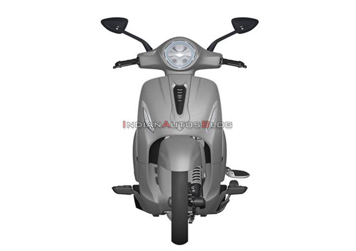 Lộ diện xe máy điện Ấn Độ cạnh tranh VinFast Klara S