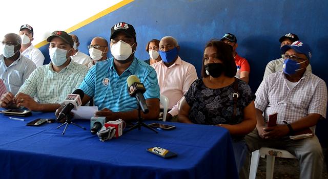 VER VIDEO: PRM en San Juan solicita a dirigentes y miembros abstenerse de hacer pronunciamientos sobre cargos