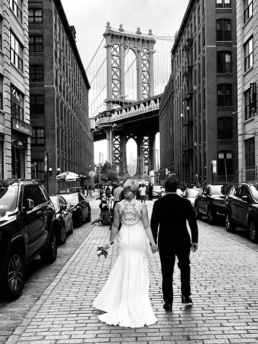 boda en new york