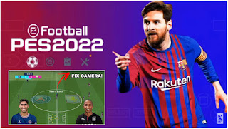 Download PES 2022 PPSSPP Chelito V2 Update Promotion Team & Last Transfer New Kits