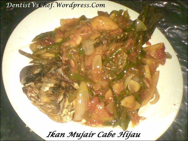 Gambar dan Foto Resep Ikan Mujair
