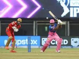 IPL 2021: 04 Match Result, Punjab Kings won by four runs