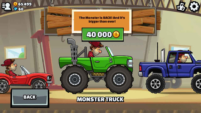 hill climb racing 2 tanpa root gratis