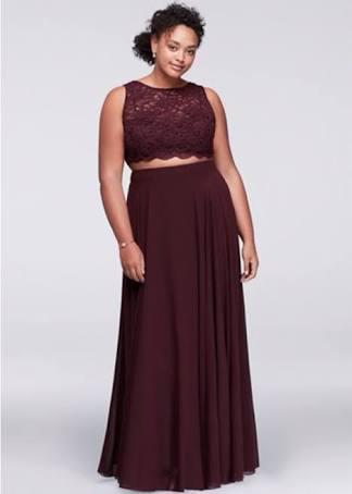 Best Signature David\'s Bridal For Plus Size Girls | Women Fashion ...