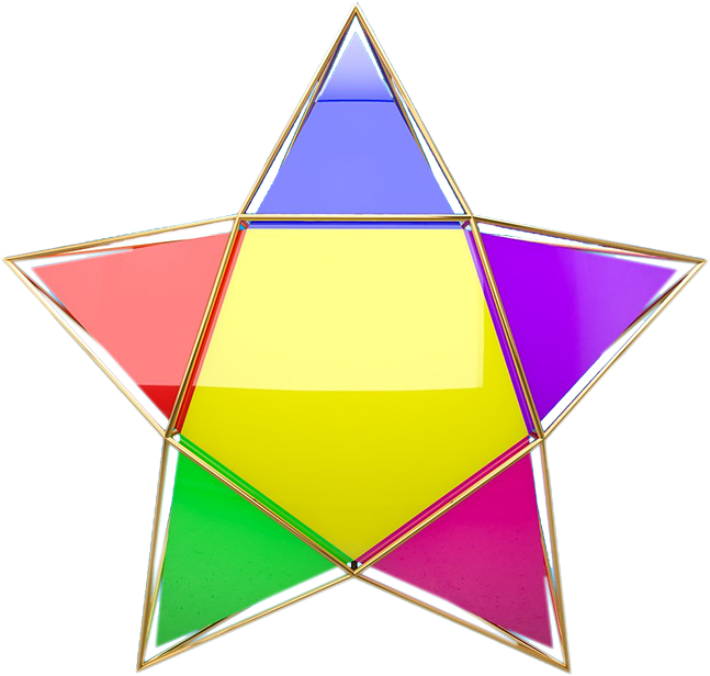 Star for Khmer New Year free png file