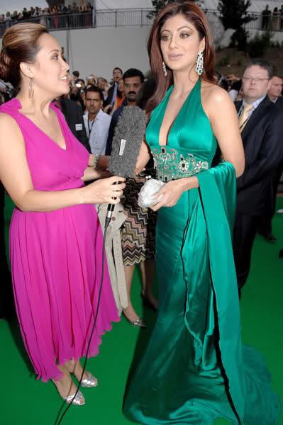 Actress Shilpa Shetty hot