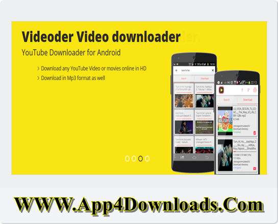 Videoder Video & Music Downloader 11.2.3 For Android