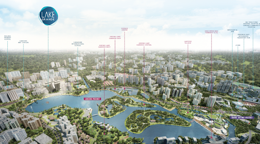 Lake Grande Latest New Launch Near Lakeside MRT Station