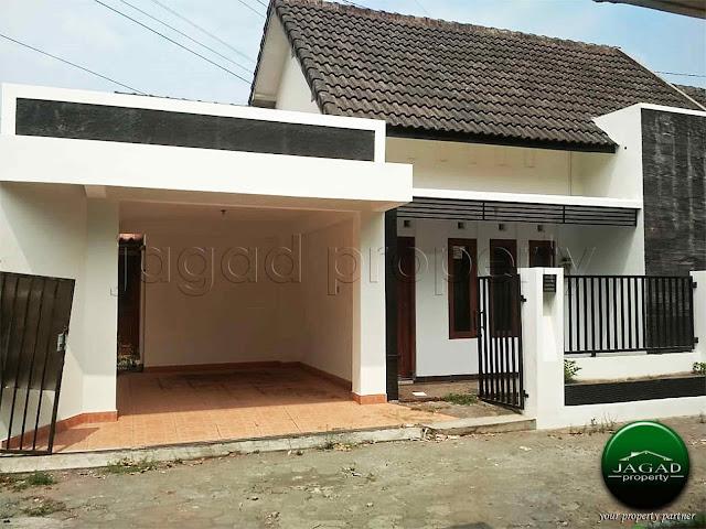 Rumah Dijual di Plemburan dekat UGM