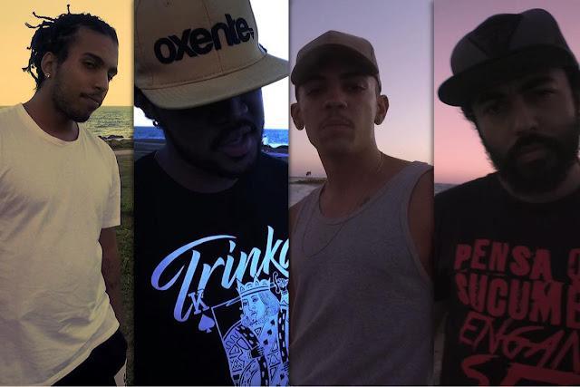 Projeto Redenção: confira o videoclipe da faixa que reúne Dactes, Salvi, Flipper e Oddish